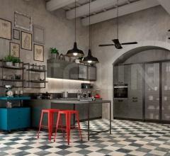 Кухня Urban фабрика Concreta Cucine