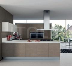 Кухня Fly 01 фабрика Concreta Cucine