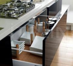Кухня Fly 02 фабрика Concreta Cucine