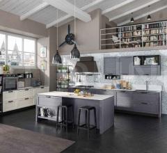 Кухня Dover 01 фабрика Concreta Cucine