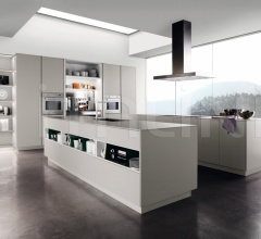 Кухня Sincro Matt фабрика Miton Cucine