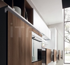 Кухня Sincro Wood фабрика Miton Cucine