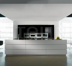 Кухня Cubika фабрика Miton Cucine