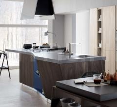 Кухня Asia 03 фабрика Gicinque Cucine
