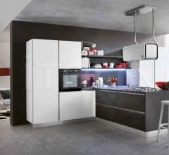 Кухня Myglass 02 фабрика Gicinque Cucine