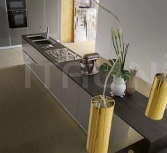 Кухня Myglass 03 фабрика Gicinque Cucine