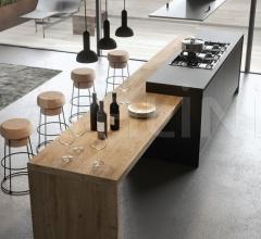 Кухня De.Sign 01 фабрика Gicinque Cucine