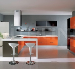 Кухня Mika 06 фабрика Cucinesse