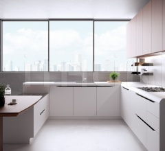 Кухня MIAMI 02 фабрика Biefbi