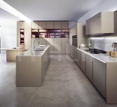 Кухня Capri 01 фабрика Biefbi