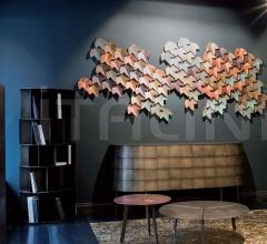 Книжный стеллаж EXISTENCE фабрика De Castelli