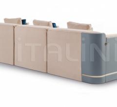 Модульный диван Avalon фабрика Turri