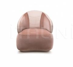 Кресло Bloom фабрика Turri