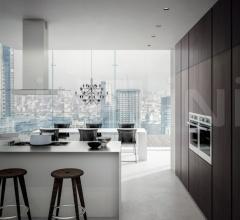 Кухня Omicron 22 03 фабрика Armony Cucine
