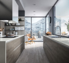 Кухня Rho 02 фабрика Armony Cucine