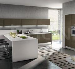 Кухня Quadratika фабрика Armony Cucine