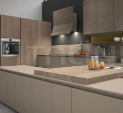 Кухня G30 04 фабрика Arredamenti TreO