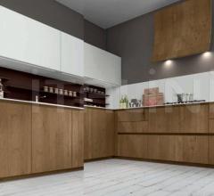 Кухня G30 05 фабрика Arredamenti TreO
