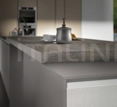 Итальянские кухни с островом - Кухня R20 02 фабрика Arredamenti TreO