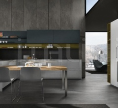 Кухня R20 08 фабрика Arredamenti TreO