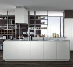 Кухня B22 06 фабрика Arredamenti TreO