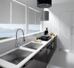 Кухня Elos 02 фабрика Arredamenti TreO