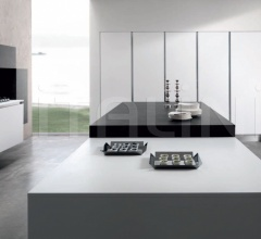 Итальянские кухни с островом - Кухня Elos 05 фабрика Arredamenti TreO