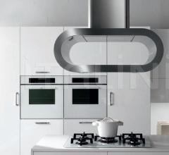 Итальянские кухни с островом - Кухня Elos 06 фабрика Arredamenti TreO