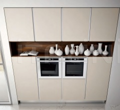 Итальянские кухни с островом - Кухня Thai 04 фабрика Arredamenti TreO