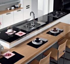 Итальянские кухни с островом - Кухня Kalia 02 фабрика Arredamenti TreO