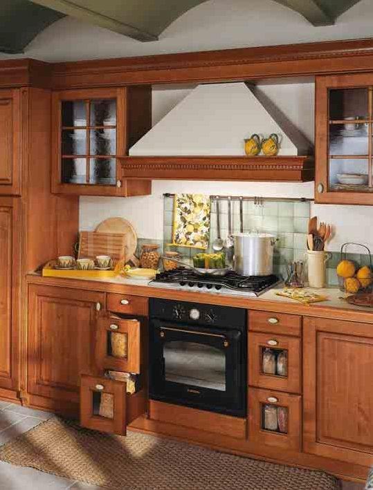 Кухня Isabel 10 Arredamenti TreO