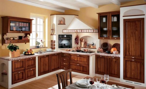 Кухня Vera 02