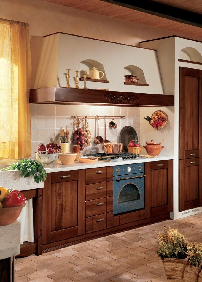Кухня Vittoria 06 Arredamenti TreO