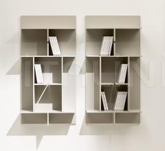 Книжный стеллаж MAZE фабрика Pacini Cappellini