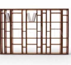 Книжный стеллаж BABELE фабрика Pacini Cappellini