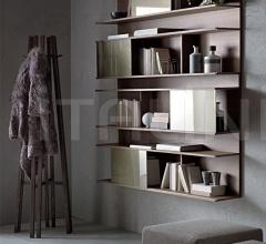 Книжный стеллаж BERCHET фабрика Pacini Cappellini