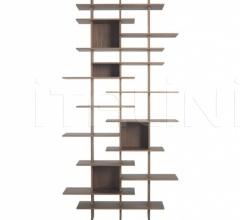 Книжный стеллаж ELISABETH фабрика Pacini Cappellini