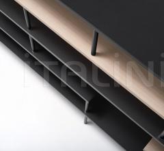 Книжный стеллаж Super_Position фабрика Mdf Italia