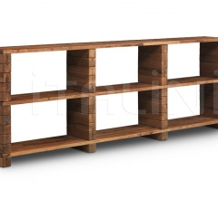 Книжный стеллаж Modular фабрика Oliver B