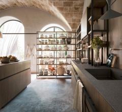 Кухня Soho фабрика Valdesign
