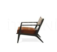 Кресло BRIGITTA OAK фабрика Galimberti Nino