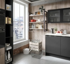 Кухня Urban 01 фабрика Record Cucine