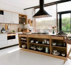 Кухня Lepic 02 фабрика Schiffini