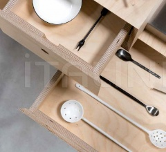 Кухня Drawer Kitchen фабрика Schiffini