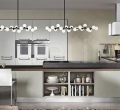 Кухня Colormatt 05 фабрика Home Cucine