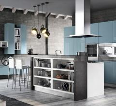 Кухня Colormatt 09 фабрика Home Cucine