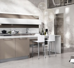 Кухня Simplicia 09 фабрика Home Cucine