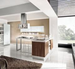 Кухня Polis 09 фабрика Home Cucine