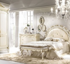 Кровать 3240 BS фабрика Antonelli Moravio