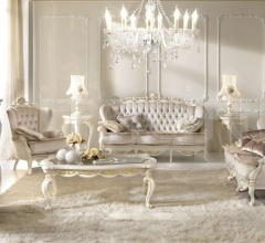 Трехместный диван 3052 фабрика Antonelli Moravio